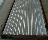 鋼鉄屋根シート、PPGIのコイルは、上塗を施してあるシートを着色する