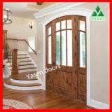 Trappe extérieure en bois de qualité