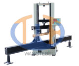 Máquina de teste elástica universal do aço