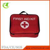 Bolso médico de los primeros auxilios del rescate Emergency casero de la oficina