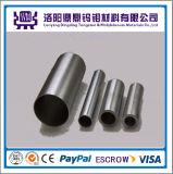 高品質の高い純度工場価格のさまざまな次元99.95%のタングステンの管のタングステンの管