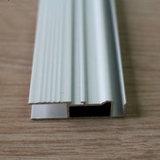 Capa de aluminio blanca de capa del polvo del polvo, rotura termal, anodizando, plata que pule, polaco de oro