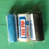 Fábrica de sacos de sacos de lixo e de lixo do HDPE