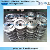 Peça de maquinaria de aço da alta qualidade para a carcaça