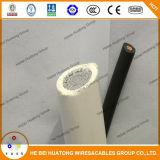 Isolation photovoltaïque du conducteur XLPE d'en cuivre de fil