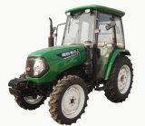 High Quality를 가진 중앙 Large Farm Tractor 80HP 4WD