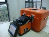 Splicer сплавливания машины оптического волокна Techwin Tcw-605 соединяя