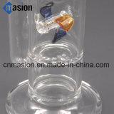 Crayon lecteur en verre de Vape pour la conduite d'eau de tabac de pétrole de concentré (LY012)