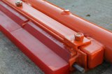 Grattoir de produit pour courroie pour des bandes de conveyeur (type de P) -16