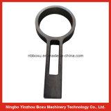 Pièce de bâti de précision d'acier inoxydable d'usine d'OIN