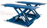 Het hydraulische Draagbare Heftoestel van de Workshop van het Voertuig van de Auto van de Schaar Auto