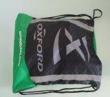 Polyester210d Nylondrawstring-Beutel-Rucksack mit kundenspezifischem Drucken