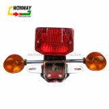 Indicatore luminoso posteriore del motociclo Ww-7106, indicatore luminoso di Tial, indicatore luminoso posteriore per Cm125
