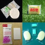 Machines d'emballage rondes de savon de paquet de palier