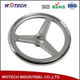 Edelstahl-Handrad-Maschinerie-Metalteil-Gussteil-Gießerei durch Precision Casting