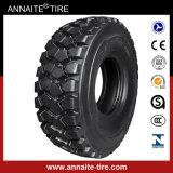 Fait dans le pneu en gros de l'engin de terrassement OTR de classeur de chargeur de la Chine (17.5-25)