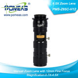 Zoom manuale Lens per Industry Check