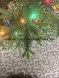PE는 기울인다 다중 색깔 LED 빛 (직접 공장)를 가진 크리스마스 나무를