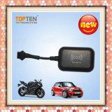 مصغرة لتحديد المواقع المقتفي لسيارة / دراجة نارية، تتبع الانترنت مجانا (MT09-KW)
