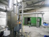 공장 직매 500kw Semi-Coke 가스 발전기 세트