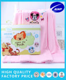 Flanella Embroidered Kids Blanket, Extraordinary Soft Touch con Top Quality