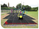 Entwässerung-ermüdungsfreie Matten-Kindergarten-Gummimatten-Landwirtschafts-Tiergummimattenstoff