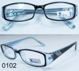 De Glazen van de Lezing van de manier, Optisch Kader (0102)