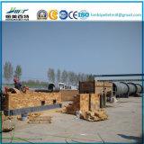 Essiccatore rotativo del timpano di legno della segatura della biomassa (CE approvato)