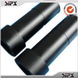 Cnc-maschinell bearbeitende Stahlexzenterachse verwendet für Fahrzeug-Kompressor-Teile