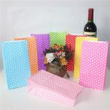 Sacos de deleite de papel de bolo e doces para festa de aniversário