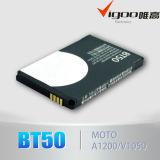 Батарея Bt50 сотового телефона для Motorola