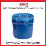 Molde plástico da tampa da cubeta da alta qualidade em Huangyan