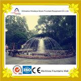 Fontaine décorative extérieure d'étang avec les décorations en pierre artificielles