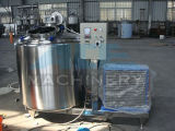 tanque de armazenamento sanitário do tanque de armazenamento Ss304 do leite 2000L (ACE-ZNLG-D7)