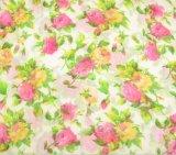 Customed spann Polyester gedrucktes Schal-Gewebe
