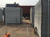 Mobiler Zaun 2100mm x 2400mm für temporäre fechtende Panels Australien-Brisbane