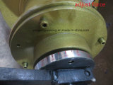 SUS304 Máquina de rastreio fino Peneira rotativa de farinha rotativa