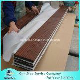 Quarto de bambu pesado tecido 7 da casa de campo do revestimento do Decking costa ao ar livre de bambu
