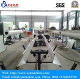 Máquina de PVC cabo elétrico Conduit dobro da tubulação Linha de Produção / Extrusora