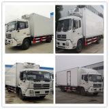 Dongfeng Tianjin 4 * 2 Caminhão Refrigerado 180HP
