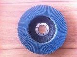 Disco abrasivo da aleta do Zirconia flexível