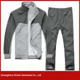 Износ 2017 костюмов следа спорта самой последней конструкции Nylon серый для людей (T69)