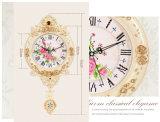 유럽 창조적인 벽시계 최신 판매 가정 벽 장식 (AS025)를 위한 호화스러운 다이아몬드 시계 벽시계