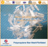 PP MeshかFibrillated/Monofilament/Twisted /Wave Fibre Fiber