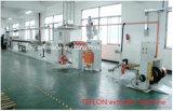 Equipamento de fabricação--Linha da extrusão de cabo do Teflon da elevada precisão