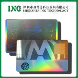 Hotel/Parking/部屋のためのPVC Contact IC Card