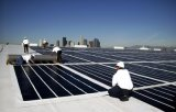 laminati fotovoltaici flessibili 144W per la generazione di energia solare