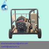 Producto de limpieza de discos de alta presión de la agua fría y lavadora de alta presión
