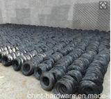 Fil recuit noir de vente chaud de fer d'usine avec le prix bon marché