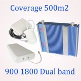 DCS Lte 1800MHz Dual Band Mobile Signal Booster da G/M 900
